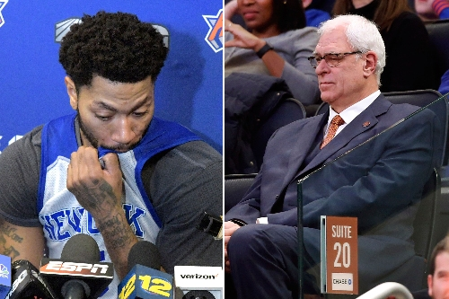 Derrick Rose's sob story puts last nail in this Knicks experiment