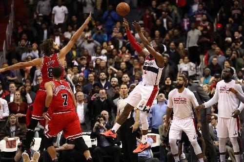 Wizards vs. Bulls final score: Wall's heroics lift Washington to 101-99 win