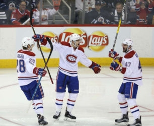 About last night … Canadiens win 7-4 in the 'Peg