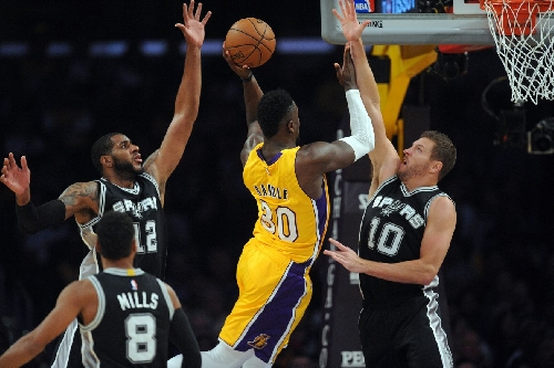 Lakers Podcast: What do the Lakers need to do to beat the Spurs?