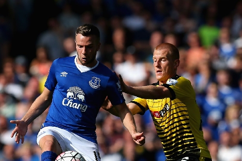 Everton midfielder possibly headed out on loan