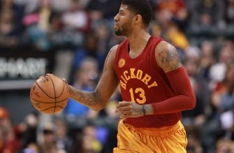 Paul George Is Set To Have A Big Night Against Denver