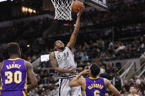 Game Preview: San Antonio Spurs vs. Los Angeles Lakers