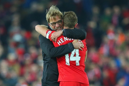 Henderson and Matip Expected to Return Against United