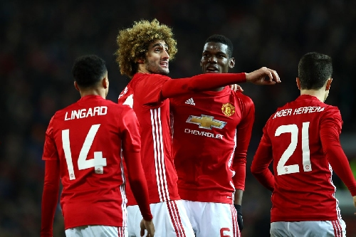 United set to trigger Marouane Fellaini contract extension