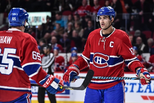 Thursday Habs Headlines: Max Pacioretty deserved to be named to All-Star team