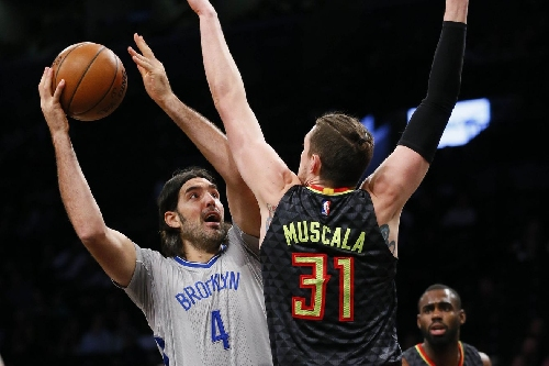 Locked on Hawks podcast: Rumor mill, Mike Muscala and more