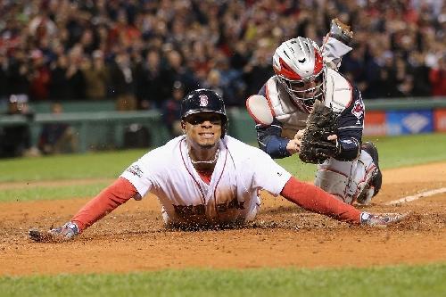 Daily Red Sox Links: Xander Bogaerts, Rusney Castillo, Sam Travis