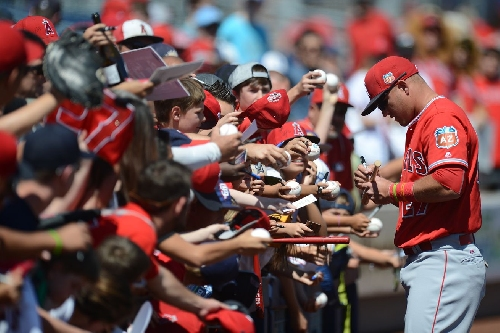 Mark your calendars: Angels Spring Training dates released