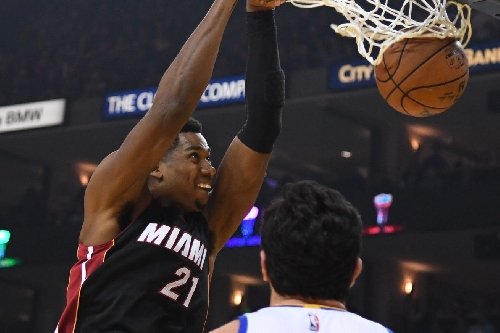 NBA Trade Rumor: Miami Heat Listening to Offers for Hassan Whiteside