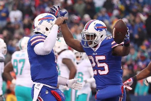Buffalo Bills RB LeSean McCoy out of Pro Bowl
