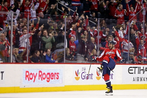 NHL scores 2017: Alex Ovechkin's greatness on display in historic night