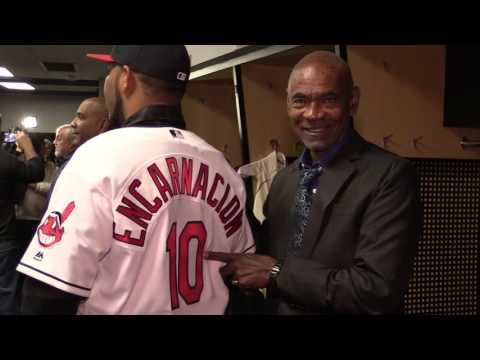Cleveland Indians Tribe Fest attendees to include Edwin Encarnacion, Mike Hargrove, Ellis Burks