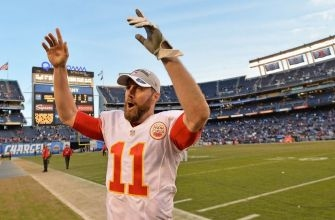 Alex Smith: It's time to shut down the doubters