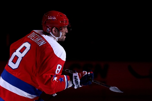 Alex Ovechkin: The Path to 1,000