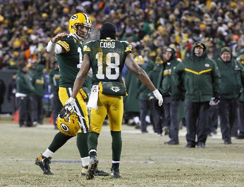 For Rodgers, Pack, Hail Mary is more than wing and a prayer The Associated Press