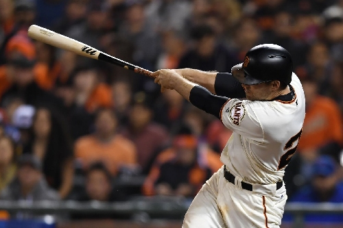 Giants, Conor Gillaspie settle for $1.4 million