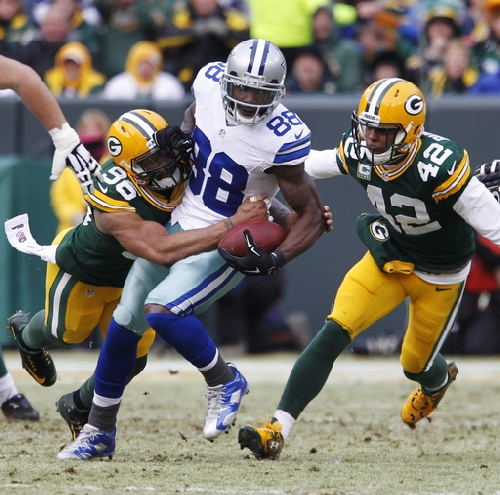 Playoff history for Packers and Cowboys dates back decades The Associated Press
