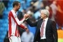 I couldn't risk playing against Peter Crouch admits Stoke City...