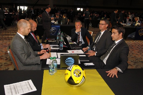 Columbus Crew SC has a reason to focus on the MLS SuperDraft this season