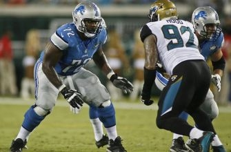 Detroit Lions Offensive Line Second Worst In NFC North