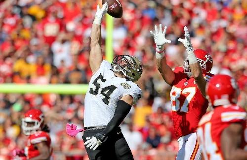 Saints position evaluation: Craig Robertson emerges to settle linebacker corps