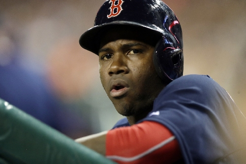 Will Rusney Castillo's Boston Red Sox contract prevent him from making 2017 team? Dave Dombrowski weighs in