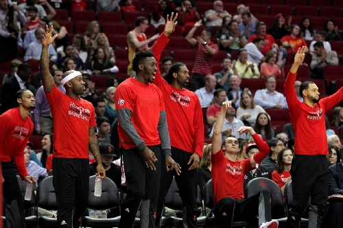 The Rockets are now the darlings of the NBA