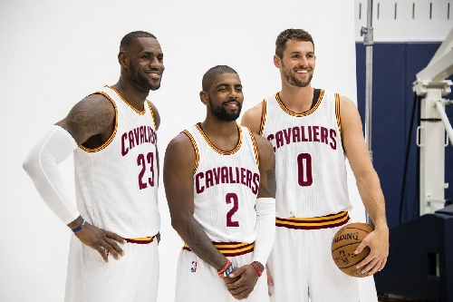 NBA All-Star voting update: Kyrie, LeBron, Love all in line to start