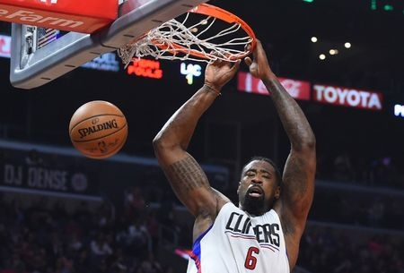 NBA: Jordan emerges as backbone of title-hungry Clippers