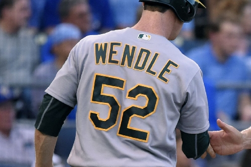 Oakland A's rookies and their 2017 jersey numbers