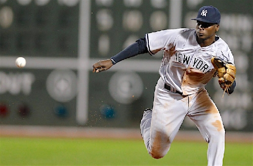 MLB hot stove: Yankees' Didi Gregorius getting big raise in 2017