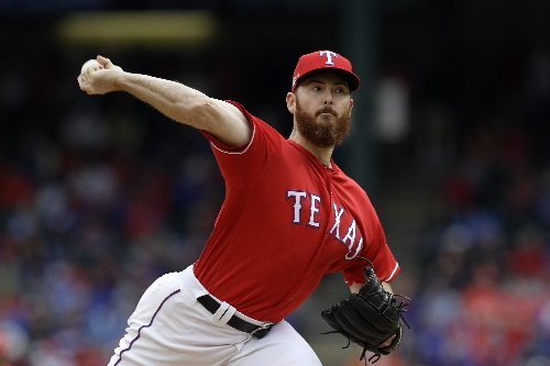 Rangers closer Sam Dyson avoids arbitration with $3.52M deal The Associated Press