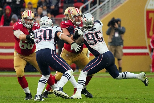 PFF offensive line rankings: 49ers finish close to where we would expect