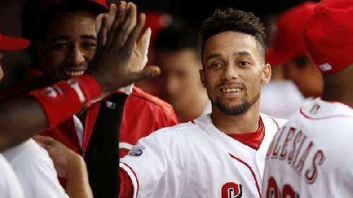 Reds sign Billy Hamilton, Zack Cozart to one-year deals