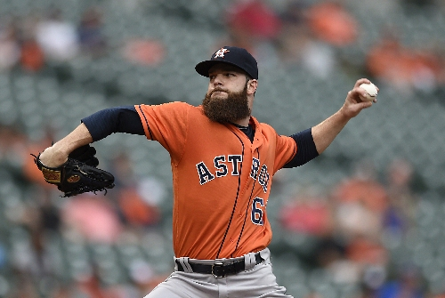 Keuchel, Astros agree to $9.15 million, 1-year contract The Associated Press