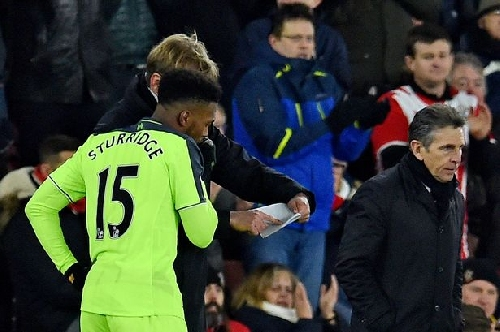 Sturridge - I've always pushed myself to the limit for Liverpool