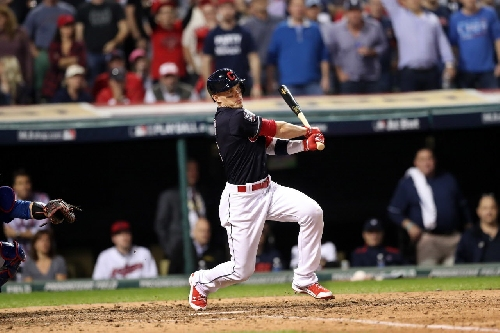 Cleveland Indians sign 7 of 8 arbitration-eligible players; Brandon Guyer still unsigned