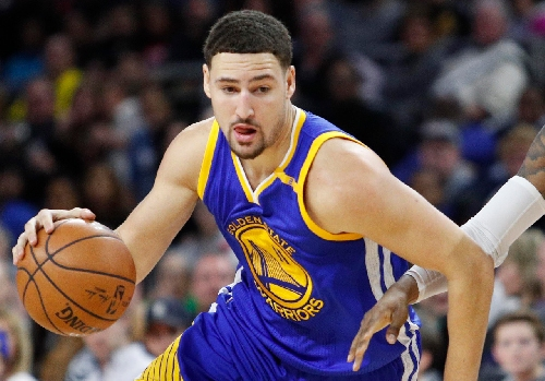 NBA A to Z: Klay Thompson on his career and the Warriors
