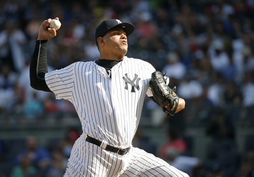 Pineda, Gregorius reach deals; Betances and Yanks $2M apart The Associated Press