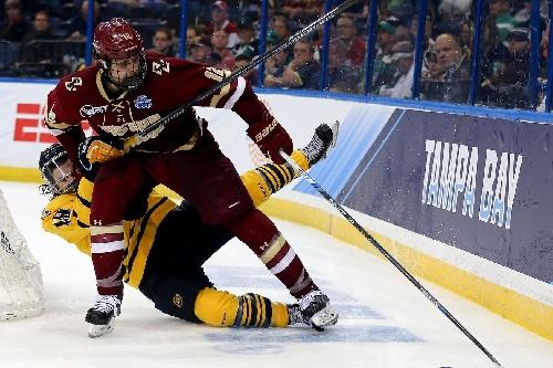 GAMETHREAD: Boston College Hockey at Boston University