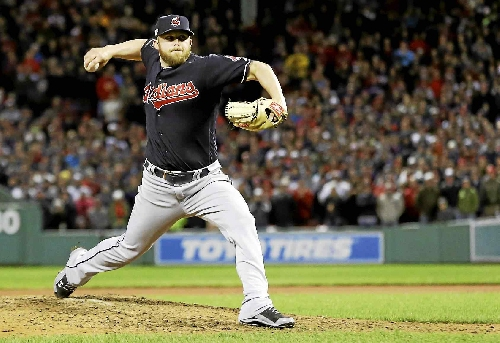 Cleveland Indians, closer Cody Allen, plus five others, avoid arbitration