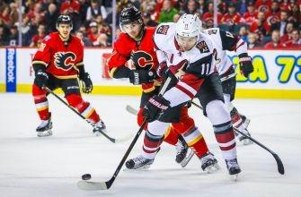NHL Trade Rumors: Sharks, Kings among Martin Hanzal suitors