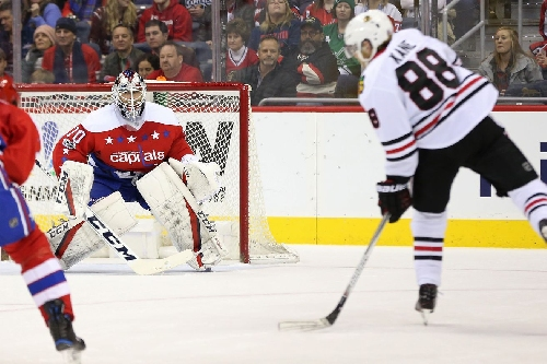 Capitals hand the Blackhawks their worst shutout loss in the Kane-Toews era