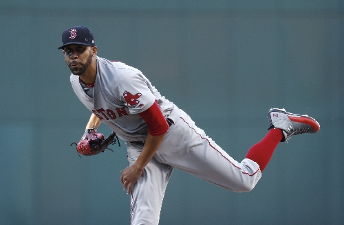 David Price, Boston Red Sox LHP, says he won't opt out contract, heard racial taunts during 2016 (report)