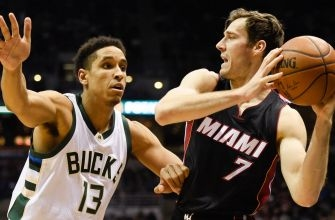 Heat end six-game road trip with loss to Bucks
