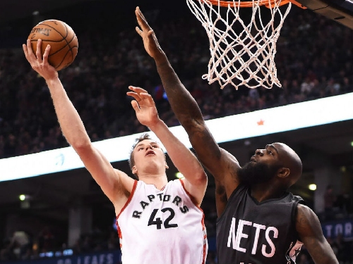 Brooklyn puts up spirited fight against Toronto Raptors but the Net result is another loss to one of the East Conference powerbrokers
