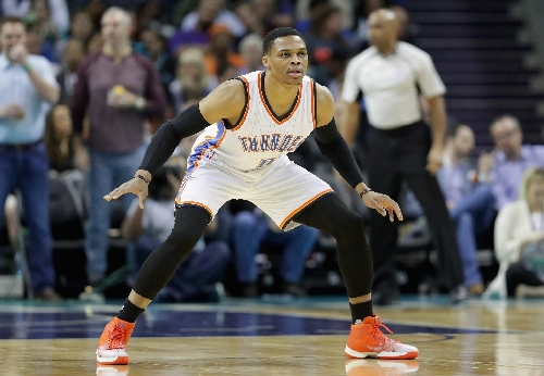 Westbrook's 19th triple-double not enough for Thunder
