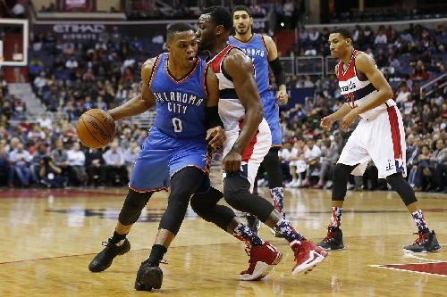 Wizards - Thunder game on February 13 moved to TNT