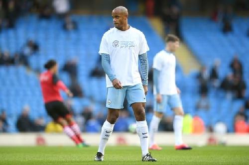 Man City skipper Vincent Kompany warned ahead of latest comeback